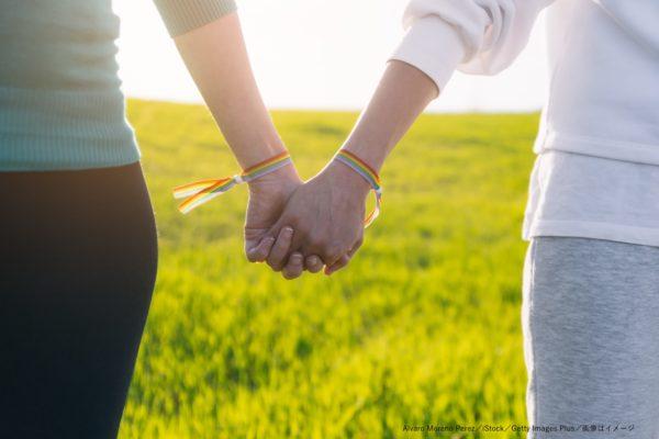 レズビアン夫婦が離婚・失業・性転換手術を経て復縁 「大事なのは性や姿より愛情」