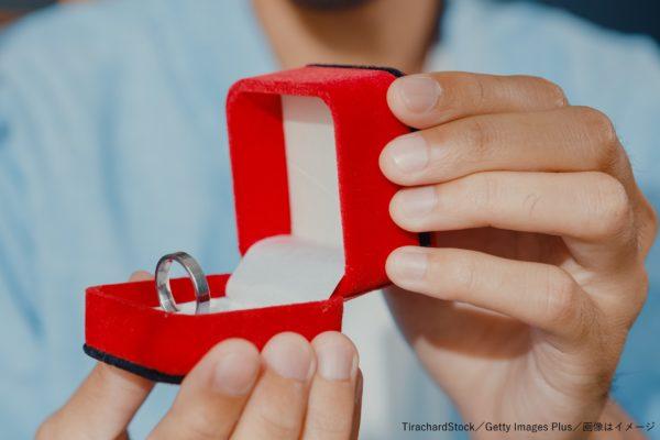 プロポーズ・結婚指輪