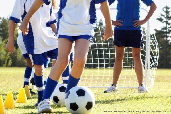 サッカー・サッカーチーム・コーチ