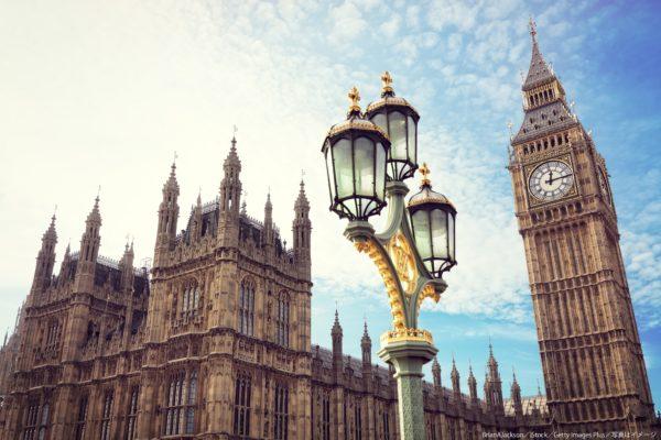 イギリス・ロンドン・ビッグベン
