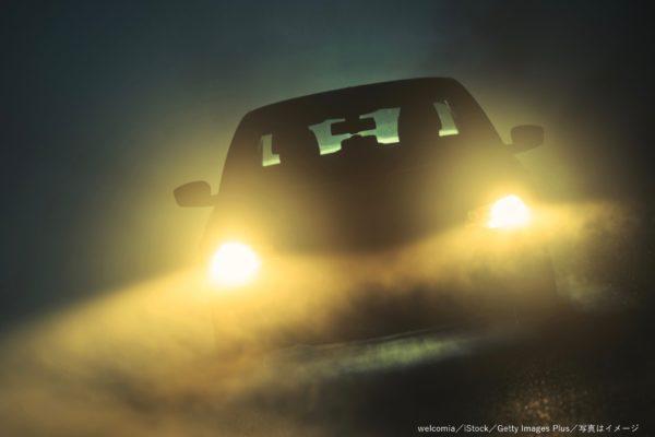 車・自動車・ヘッドライト