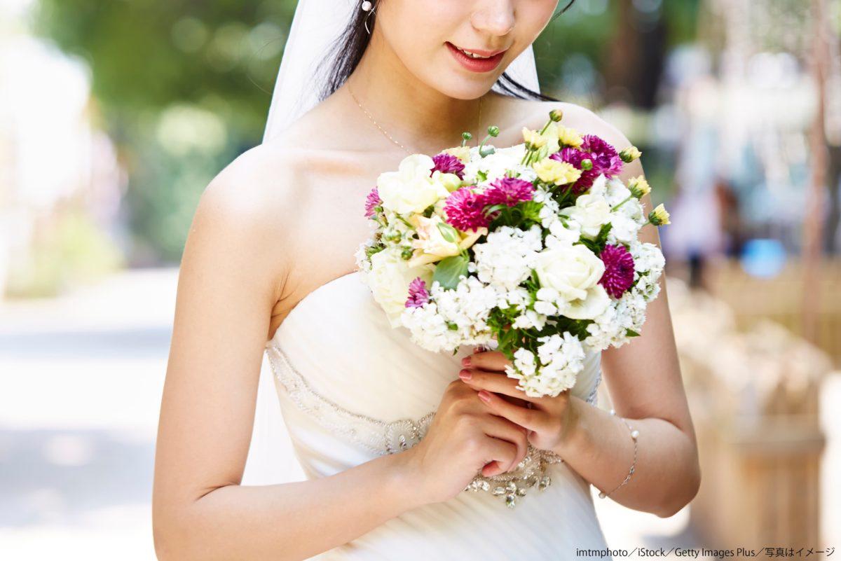 花嫁・ウェディングドレス