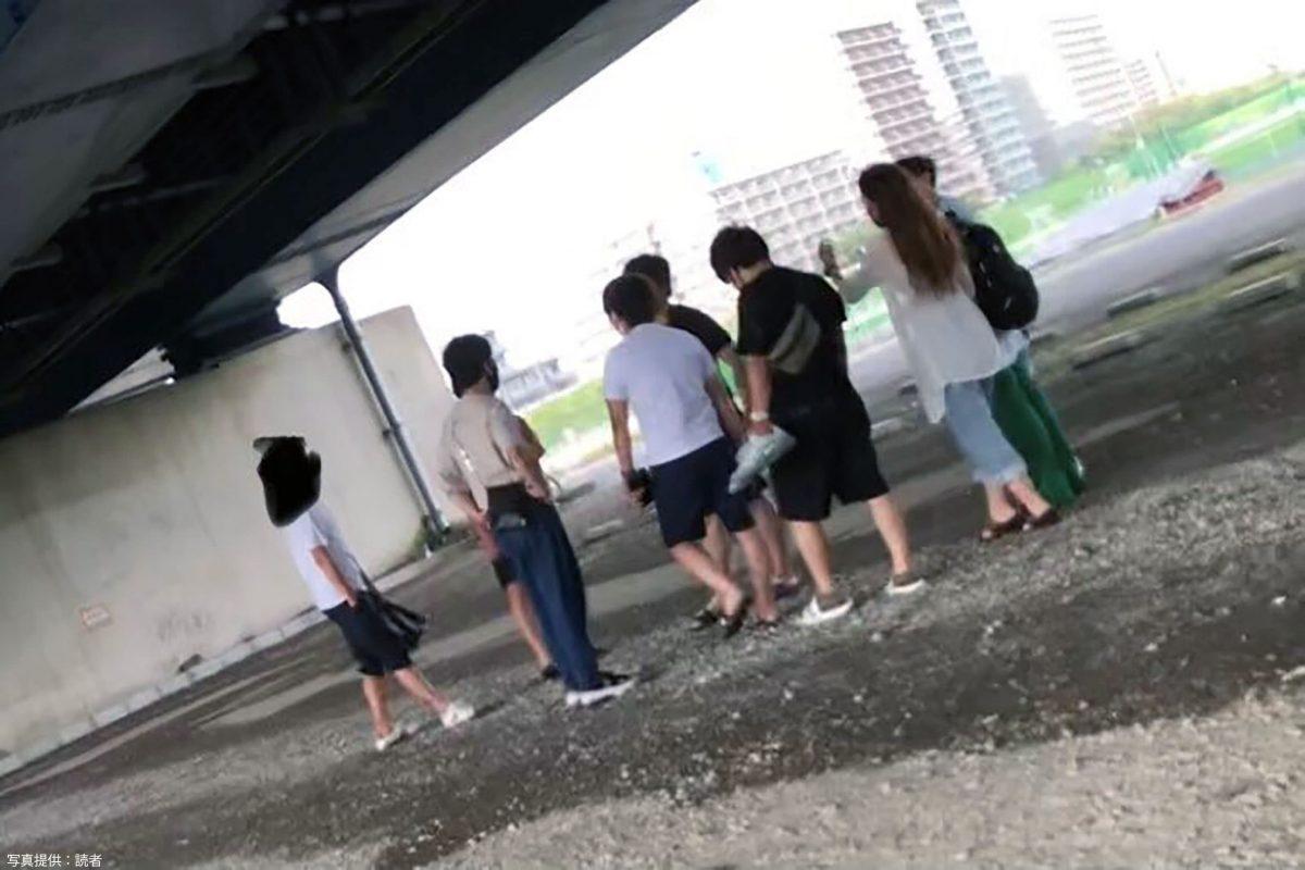 多摩川バーベキュー