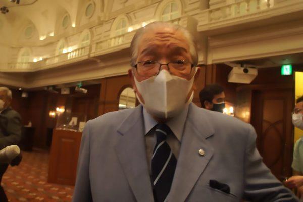 藤木幸夫会長、「菅首相は終わり」と明言 山中候補の音声データ第2弾も公開