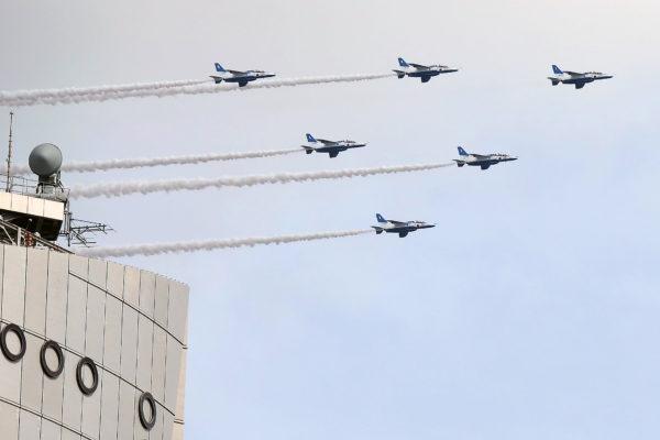 航空自衛隊・ブルーインパルス