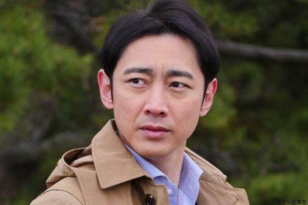 小泉孝太郎、『冤罪犯』でシリアスな刑事を熱演 過去の殺人事件の真実に迫る