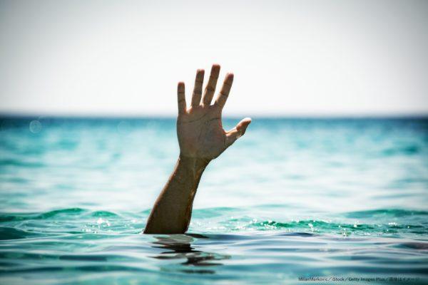 溺死・溺れる