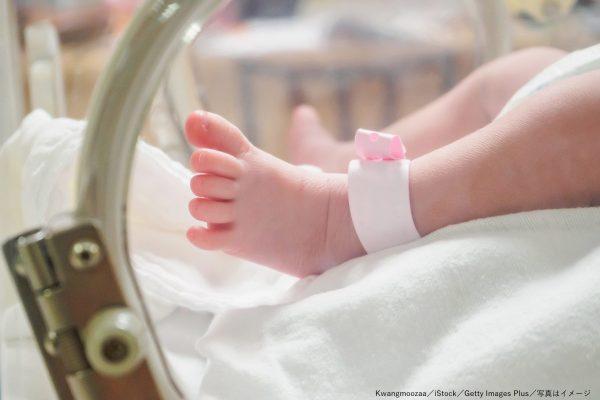 新生児・赤ちゃん・保育器