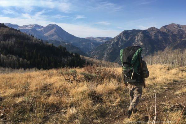 山・登山・狩り・狩猟