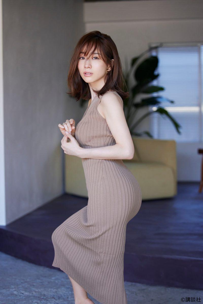 田中みな実×PEACH JOHN