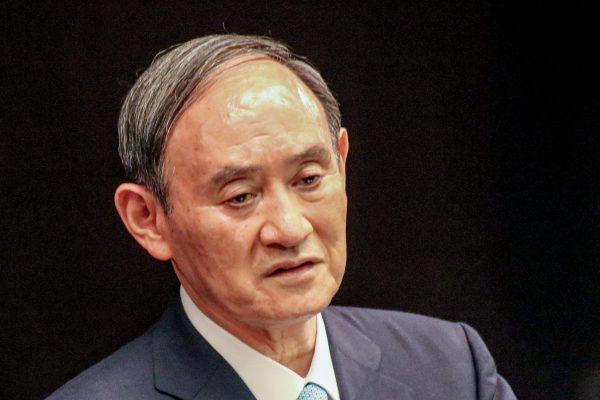 菅義偉総理大臣