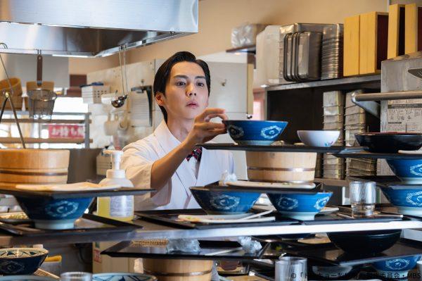 トーキョー製麺所 3話・4話