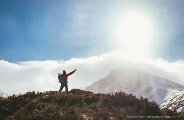 山・登山・山頂