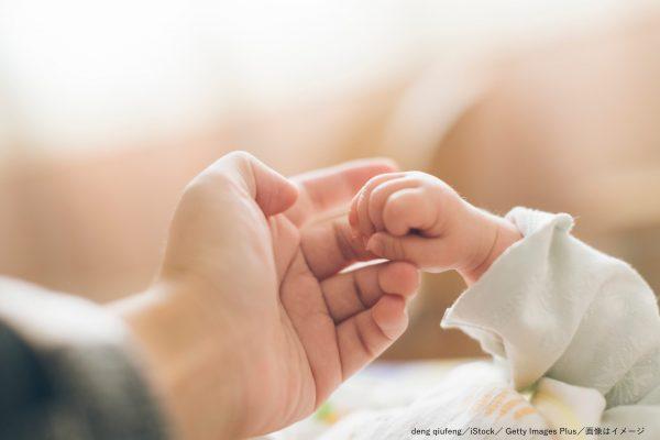 赤ちゃん・母親・出産