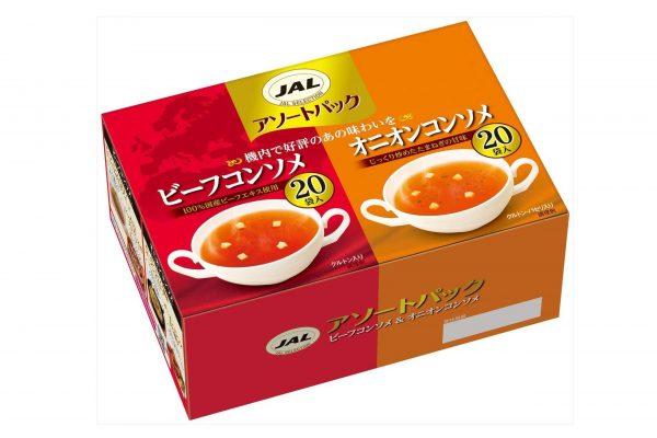 明治 JALスープ アソートパック