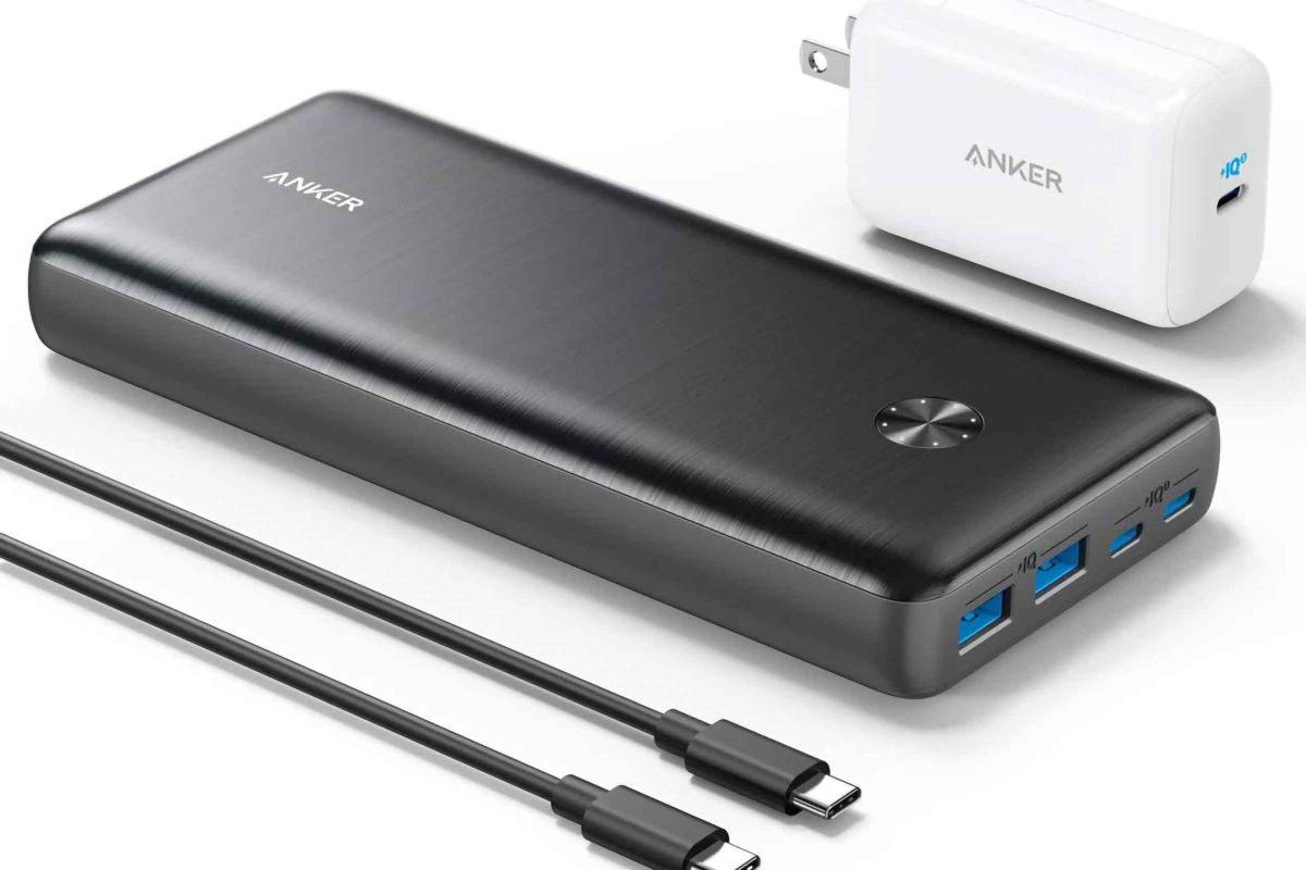 Anker PowerCore III Elite 25600 87W with PowerPort III 65W Pod