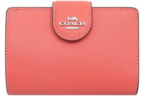 COACH 二つ折り財布